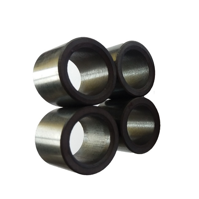 Partially Sintered Ferrite Isotropic Multipole Magnetic Rings