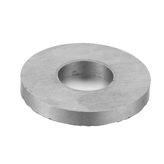 Permanent Cast Industrial Alnico Ring Magnet
