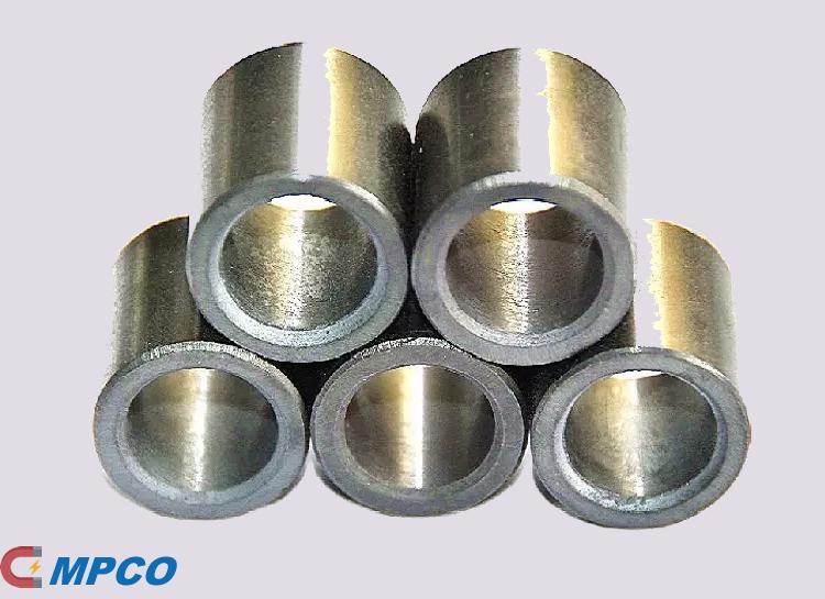 Radial Multipole Isotropic Hard Ferrite Magnetic Rings use in Motors
