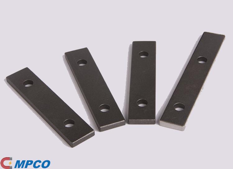 Rectangular Teflon Plated NdFeB Magnets