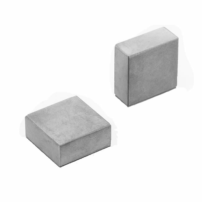 Sintered Alnico Block Square Magnets LNG37 LNG18