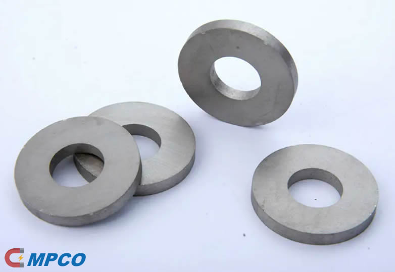 SmCo Radially Magnetized Ring Magnets