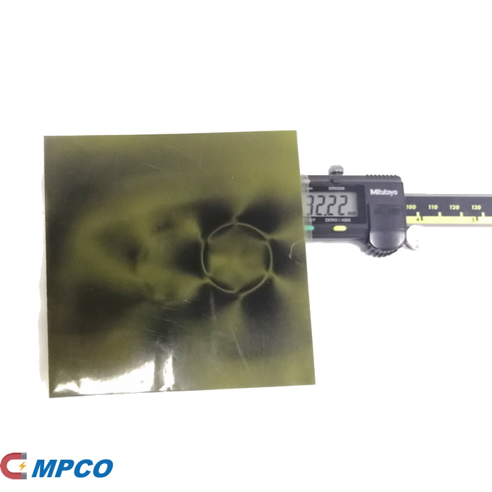 6 poles Insert Injection Mold Neo Rotor Magnet