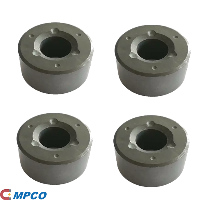 Anisotropic Multipole Ring Permanent Ceramic Magnets for BLDC Motor
