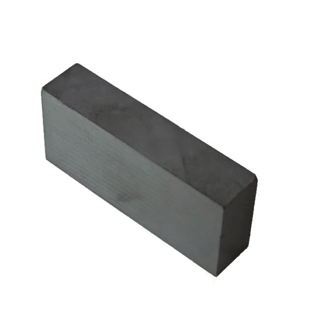 Block C8 Hard Ceramic Magnet