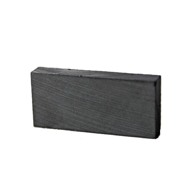 Block Rectangular Hard Ferrite Permanent Magnets