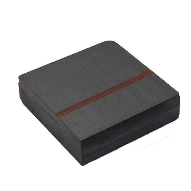 C4 Grade Anisotropic Ceramic Square Magnet
