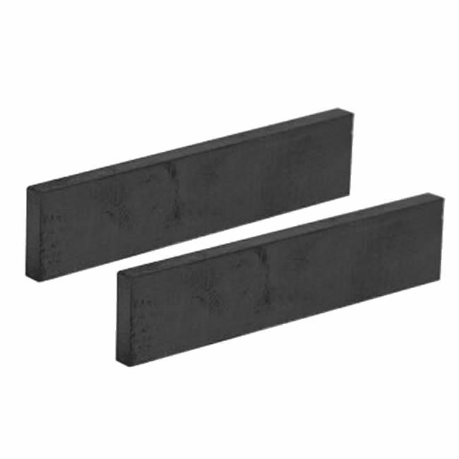Ceramic C8 Rectangular Permanent Magnets for Guitar Pickup P90