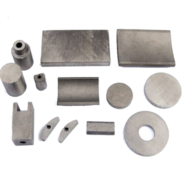 Compression Bonded SmCo Magnets