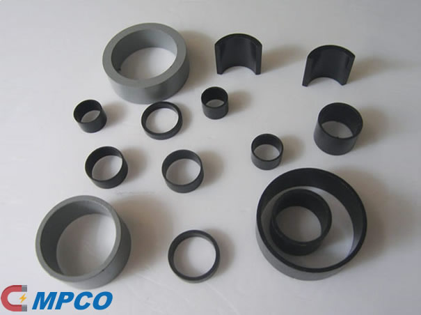 Compression Bonded SmCo Permanent Magnets