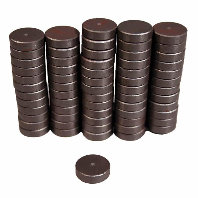Creative Industrial Permanent Ceramic Circle Magnets