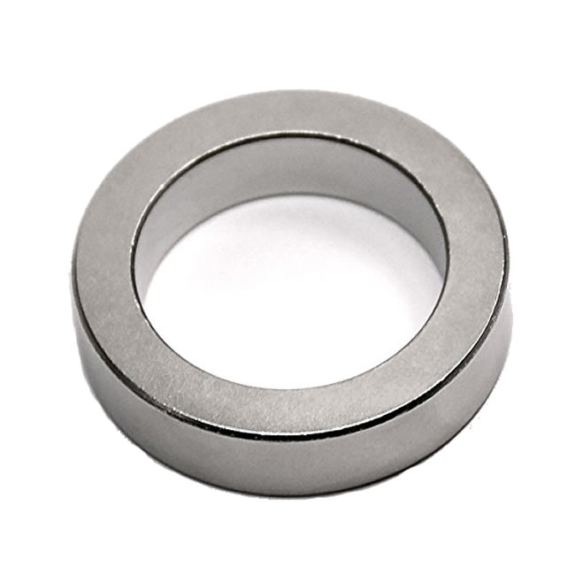 D1.5inch Diametrically Magnetized Radial Ring Rare Earth Neodymium Magnet N38H