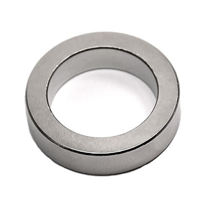 D1.5inch Diametrically Magnetized Radial Ring Rare Earth Neodymium Magnet N38H