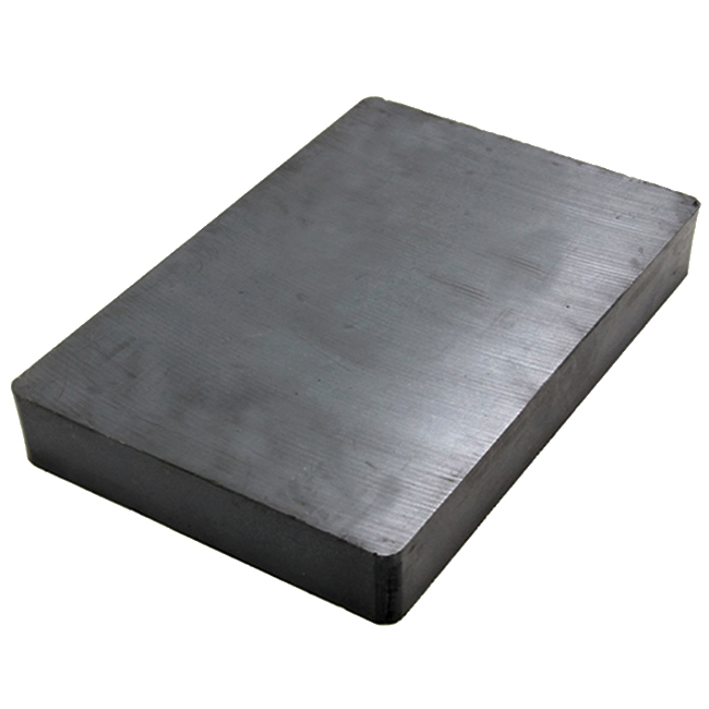 Huge Block Anisotropic Ceramic Magnet