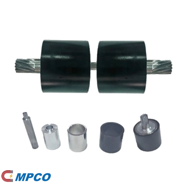 Industrial Synchronous Motor shaft plastic overmolded magnet assembiles