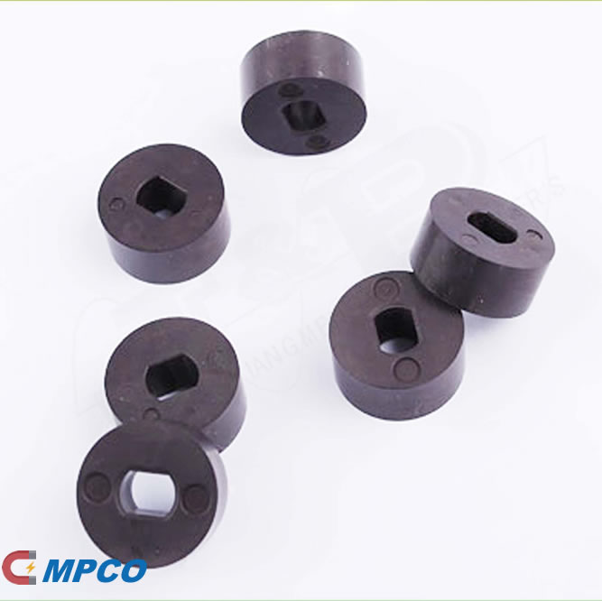 Injection Mold Bonded SmCo Permanent Magnets
