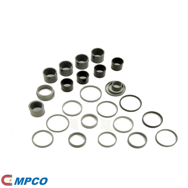 Isotropic Bonded SmCo Ring Magnets