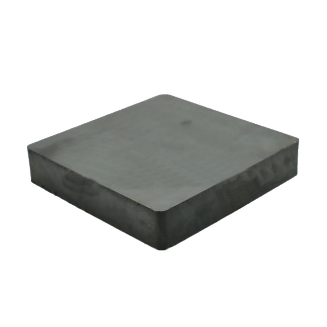 Isotropic Square Block Plate Ceramic Permanent Magnets C8 75X75X15mm