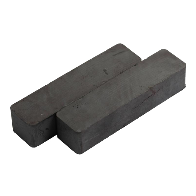 Low Cost Permanent Block Bar Ceramic Magnets