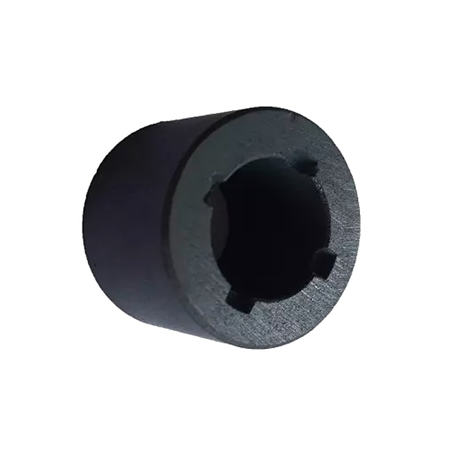 Multipolar Ring Sintered Ferrite Ceramic Permanent Magnet