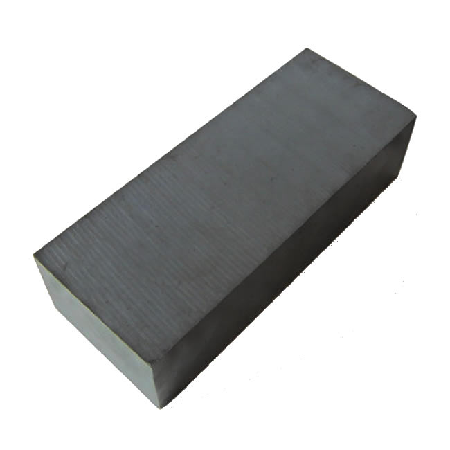 Permanent Hard Ferrite Block Magnet 75X30X20mm