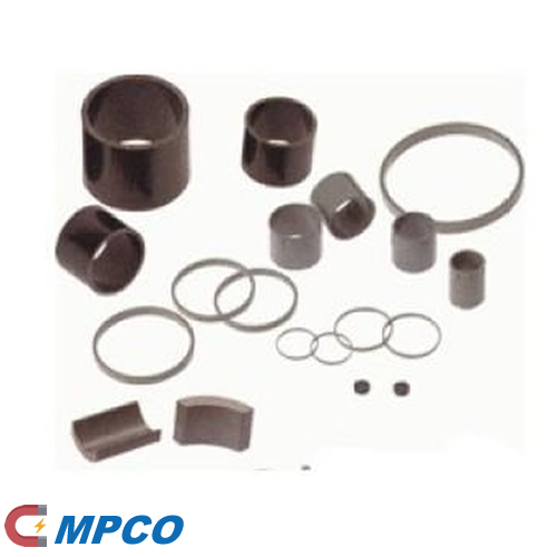 Polymer SmCo Bonded Compression Molding Magnets