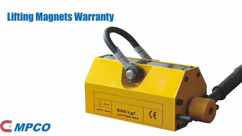Purchasing Lifting Magnets Warranty