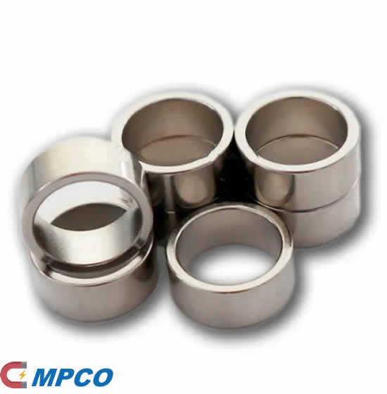 Rare Earth Sintered Neodymium Multipole Ring Magnets