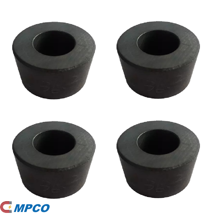 Sintered Ferrite Radial Ring Anisotropic Magnets