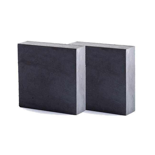 USA Standard Ceramic Sqaure Block Magnets C5 40X40X8mm