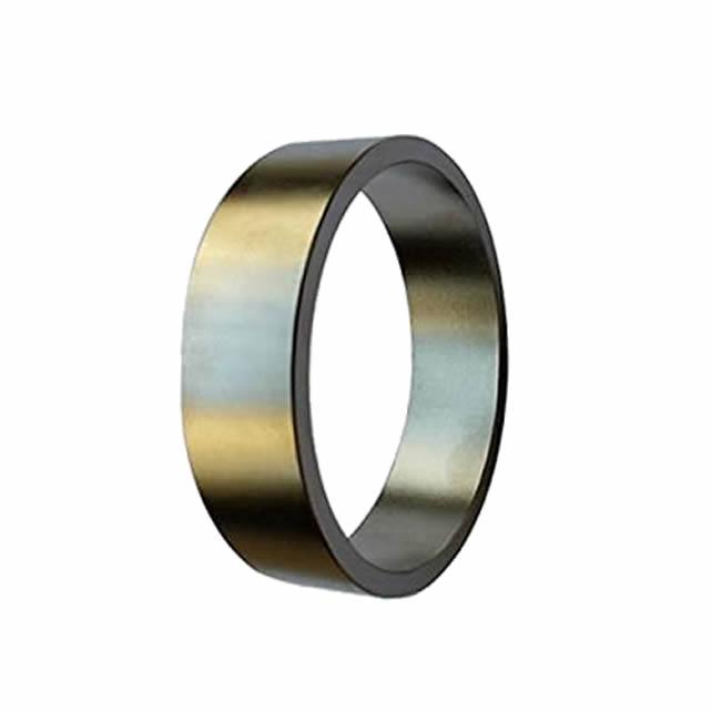 Unipolar Radial Ring Rare Earth NdFeB Magnet N38SH D70d62h20mm