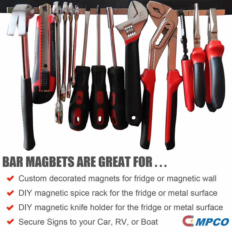 neodymium bar magnets for holding