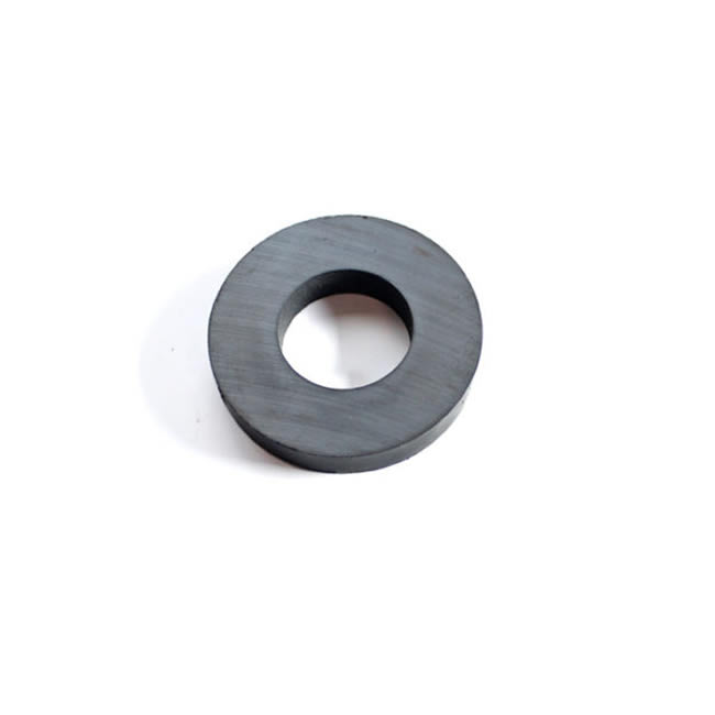 Audio Equipment Ceramic Ferrite Magnet Ring Shape