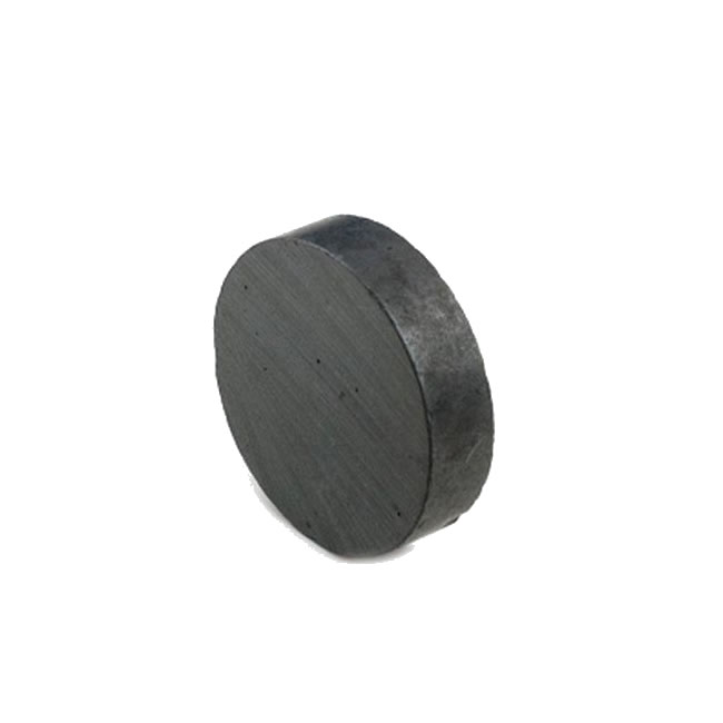 C5 Round Flat Ceramic Fridge Magnets D32mmX8mm