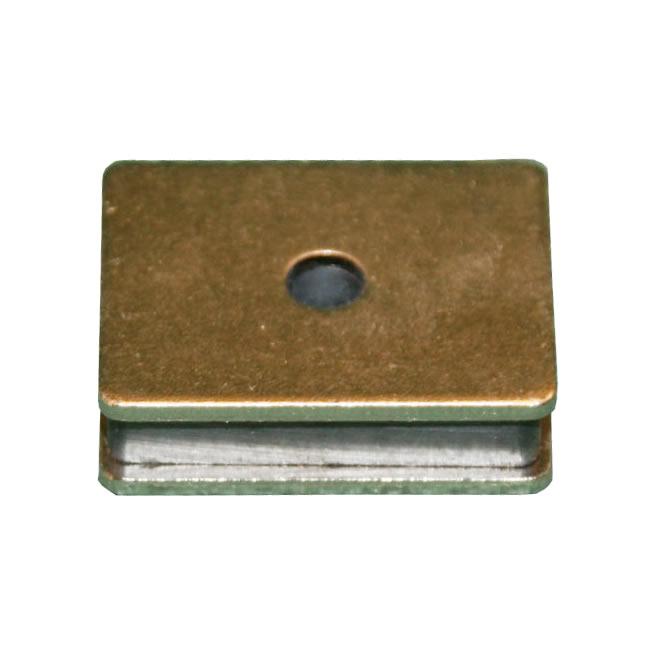 Ceramic Latch Magnetic Sandwich Assembly Magnet