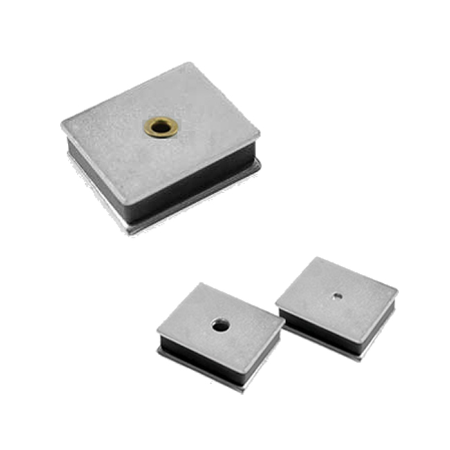 Channel Holders Latch Ceramic Sandwich Magnets