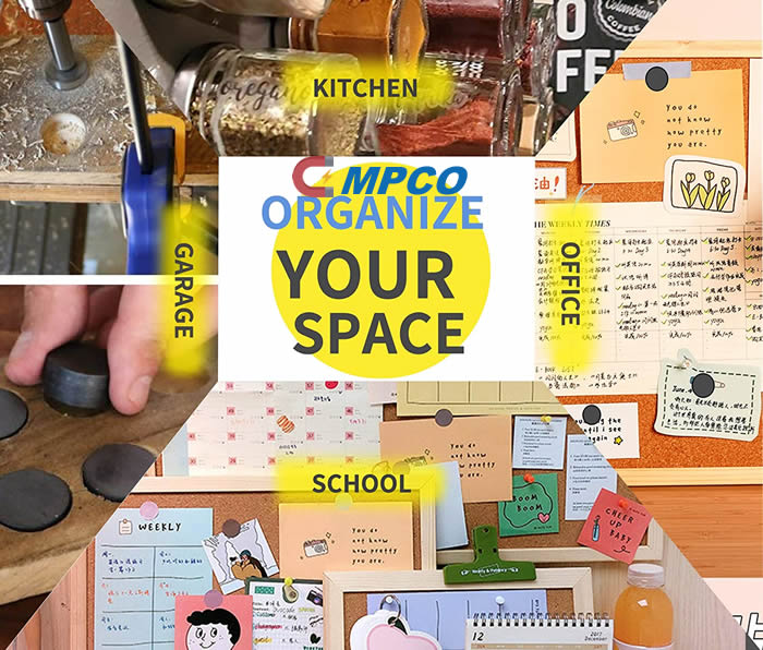 Ferrite Multipurpose Magnets Organize You Space