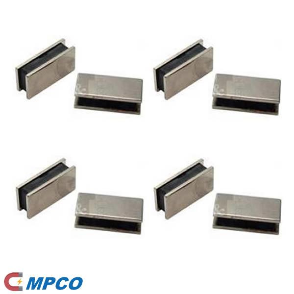 Flange Ceramic Magnets Sandwich Assemblies