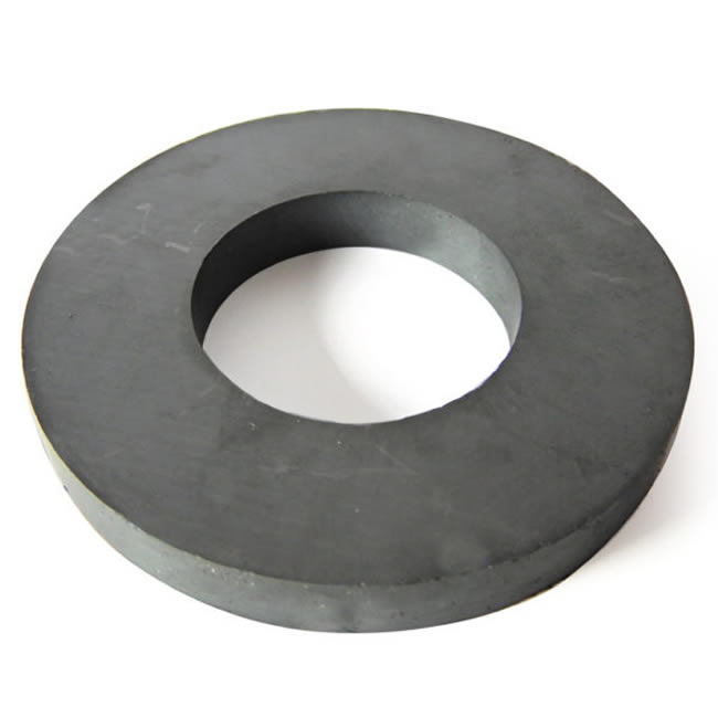 Huge Loudspeaker Anisotropic Ceramic Grades 5 Magnetic Ring D150X70X18mm