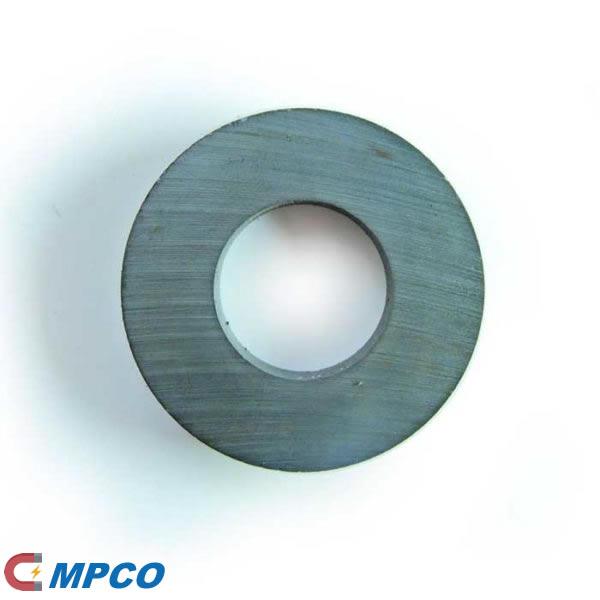 Low Cost Ceramic Magnet Ring for Loudspeaker