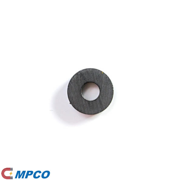 Low Cost Hard Ferrite Ring Magnet D13.5X5.5X2.5mm