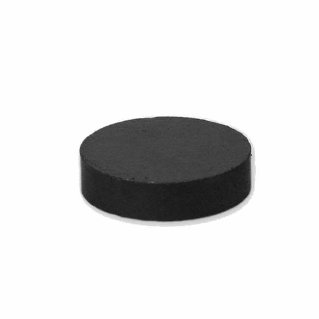 Oriented Anisotropic Y30BH Grade Ferrite Disk Magnet D25mmX6mm