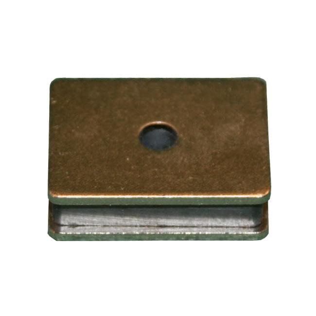 Rectangular Ceramic Sandwich Permanent Magnet Assembly
