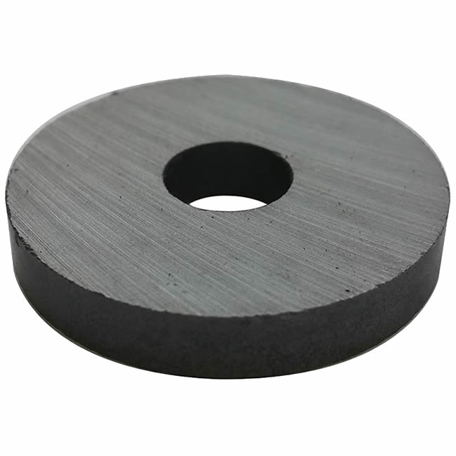 Speaker Ceramic Grade 5 Ring Magnet OD160mm x ID40mm x T30mm