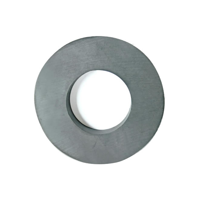 Strong Ring Sintered Ferrite Speaker Magnet Y25