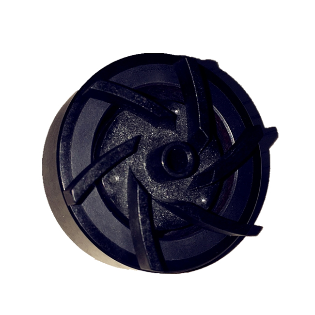 Water Pump Rotor Injection Plastic Overmolded Magnet