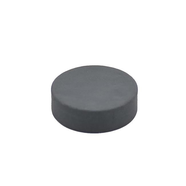 Wholesale Round Disc Ceramic Ferrite Magnet D25mmX8mm