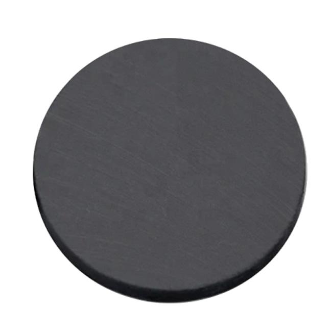 Y20 Permanent Round Flat Ferrite Magnet D80mmX7mm
