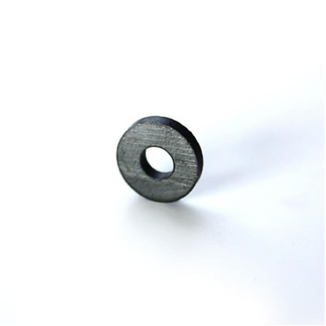 Y30BH Extremely Low Cost Ferrite Ring Magnet