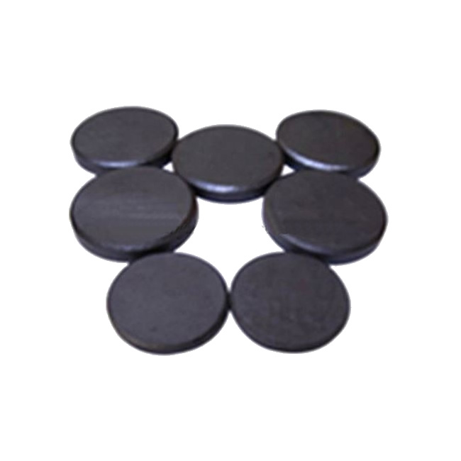 Y30BH Low Cost Permanent Ferrite Disc Round Magnets 40mmX4mm